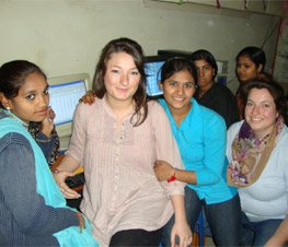 Women empowerment programs in India