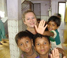 childcare programs in India