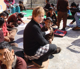 disabled children programs in palampur
