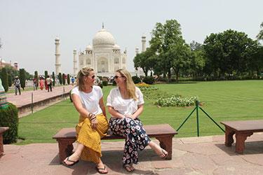 Viaje a Taj Mahal