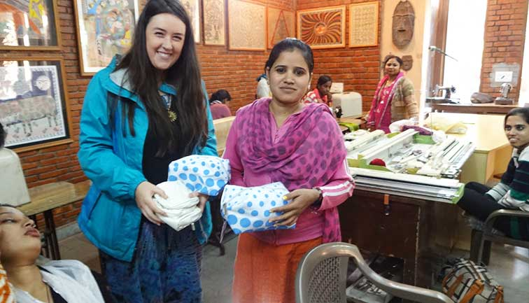Photo Gallery - Volunteer For Women Empowerment in India