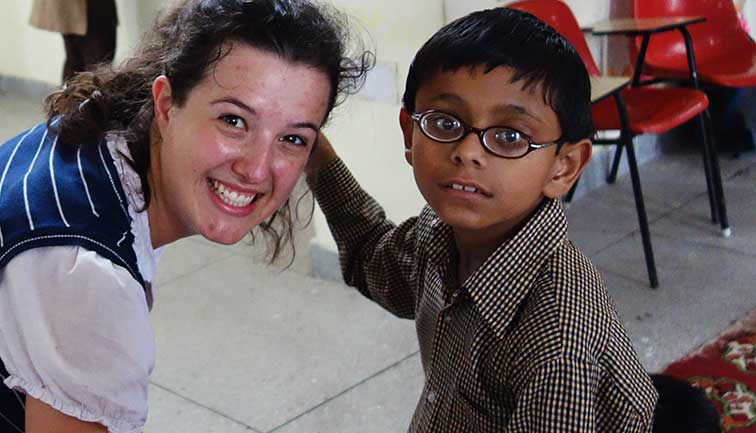 Photo Gallery - Disable Care Volunteering Program,  Delhi