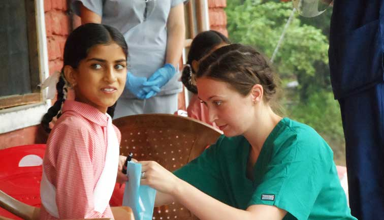 Photo Gallery - Dental Elective Internship Program in Palampur