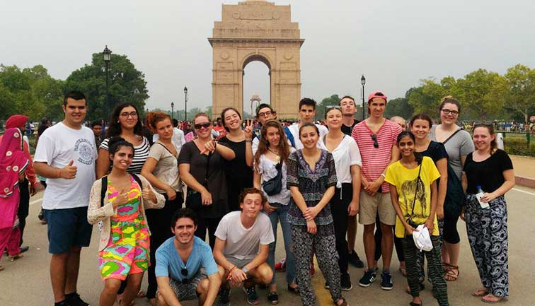 Photo Gallery - Programa Mini Break - Delhi 2019 - 2020