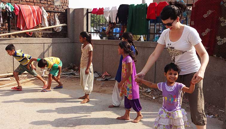 Photo Gallery - Orphanage Volunteer Program In India