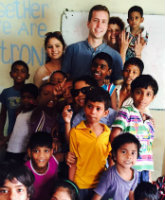 Volunteer at an Orphanage
