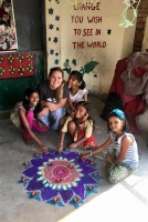 Street Children Volunteer Program in India Review