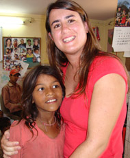 Summer Volunteer Program India