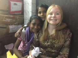 Street Children Volunteer Program