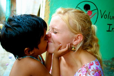 alternative spring break volunteering programs in India