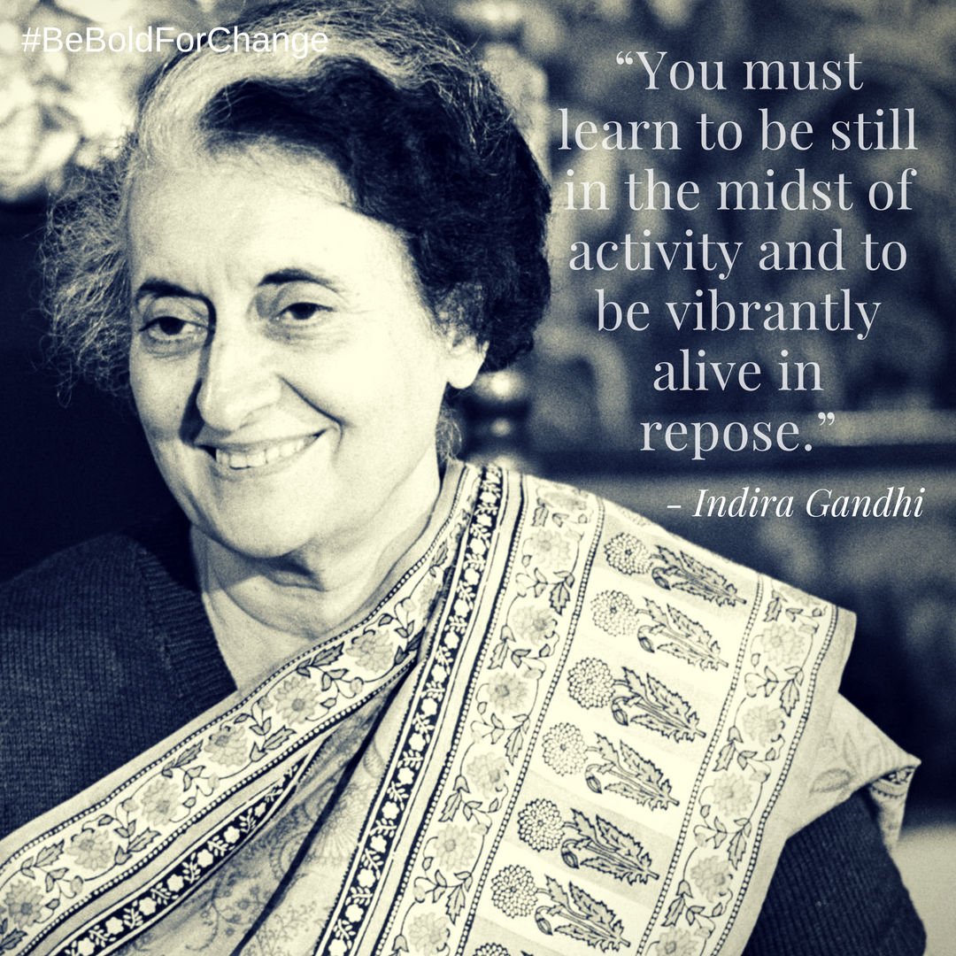 indira gandhi the first female prime minister of india She is, to date, india's first and only female prime minister  under the government of prime minister indira gandhi, india sent its first man into space.