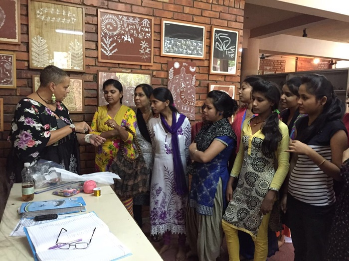 women empowerment program in Delhi India