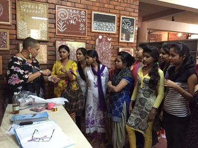 women empowerment program in Delhi India- 2017