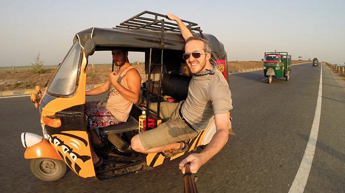 Auto-Rickshaw Challenge India