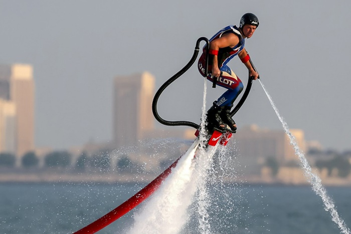 Flyboarding In India