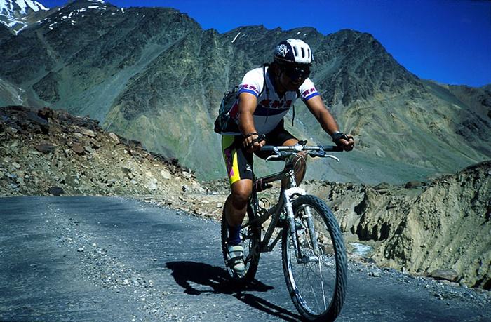 Mountain Biking in India