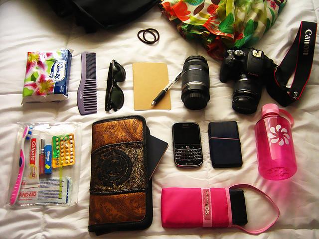 india travel bag pack list