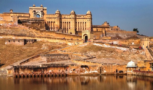 Complete-view-of-Amer-fort