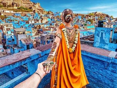 20 Photos of India That'll Make The Traveler in You Go Gaga