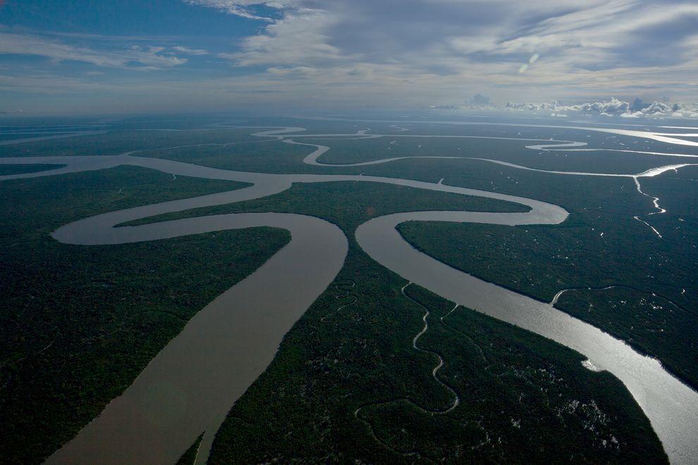 Sunderban-Delta
