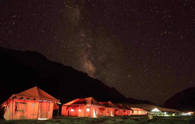 Leh camp