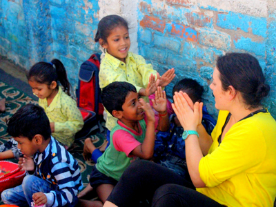Everything You Need To Know About Summer Volunteering Program In India