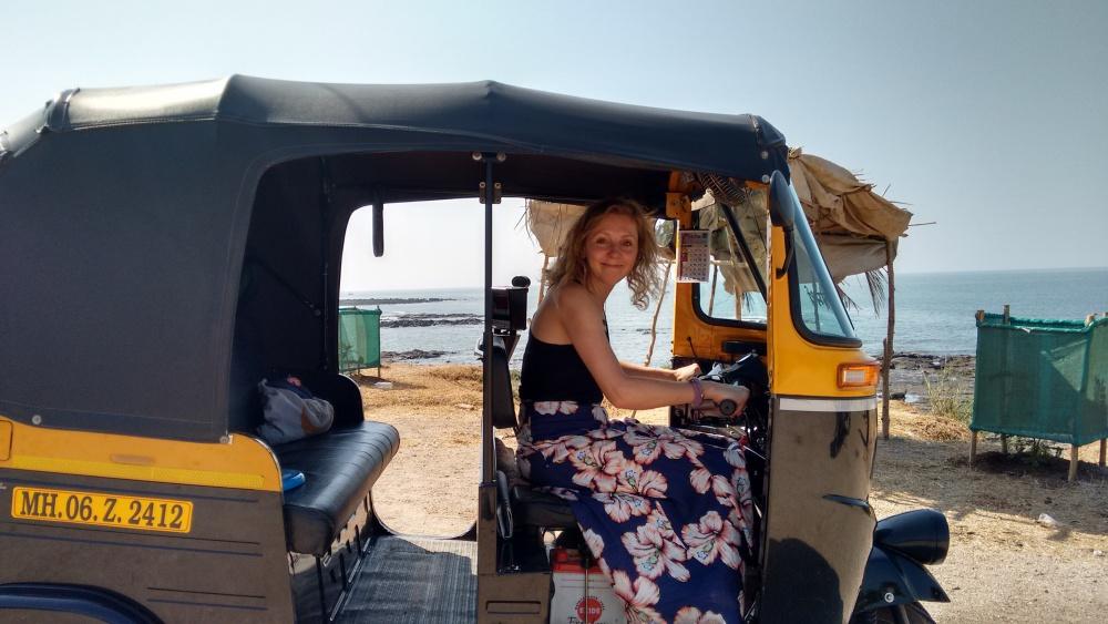 auto ride india