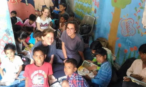 Summer Volunteering Program in India