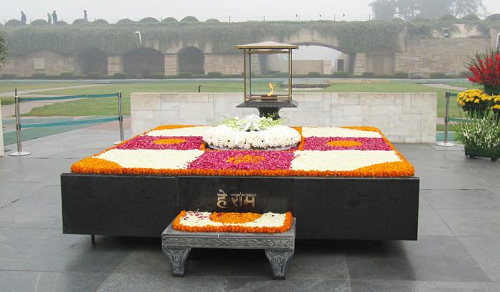 Raj-Ghat-Delhi