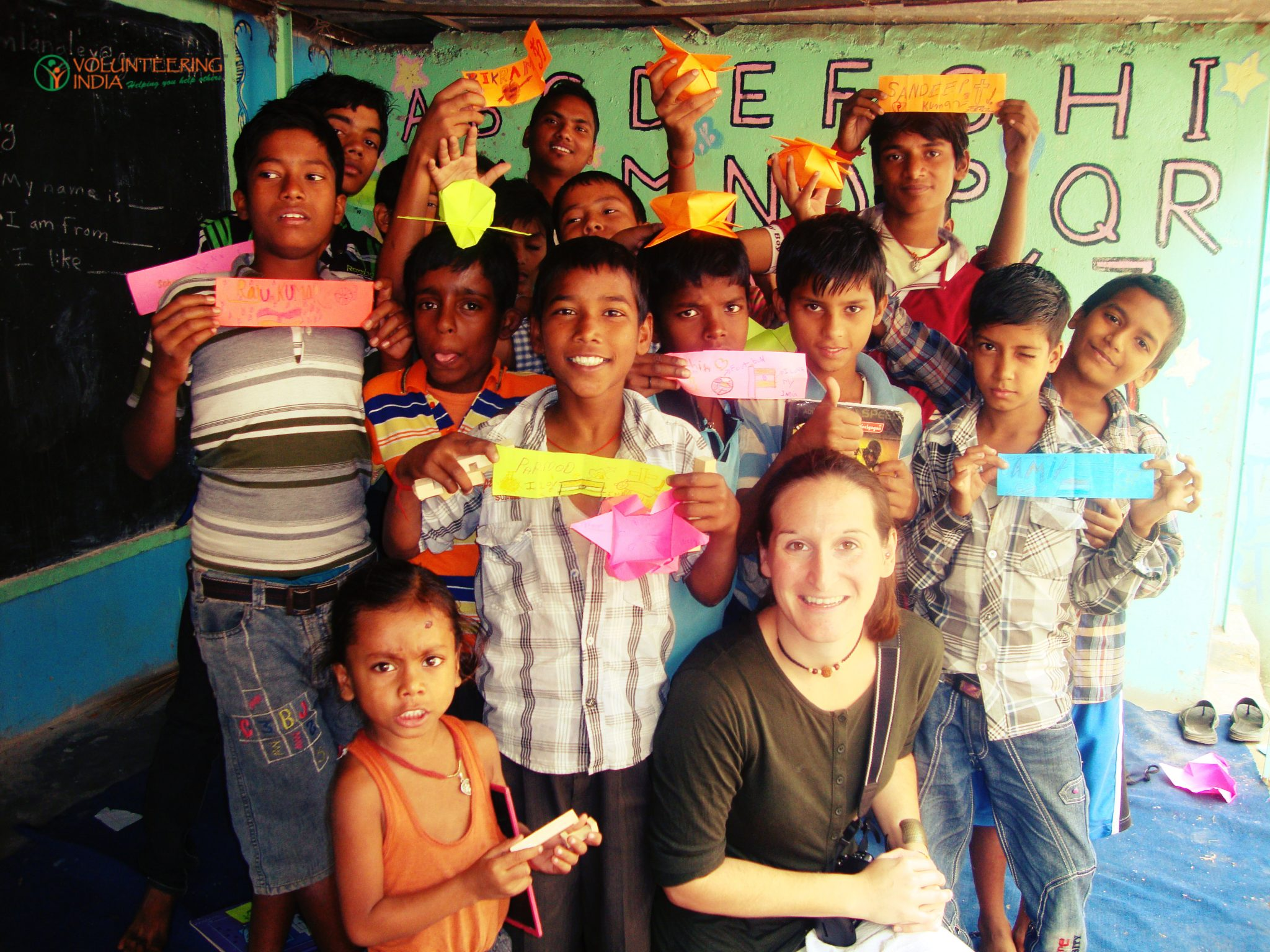 Volunteer Programs in India for High School Students