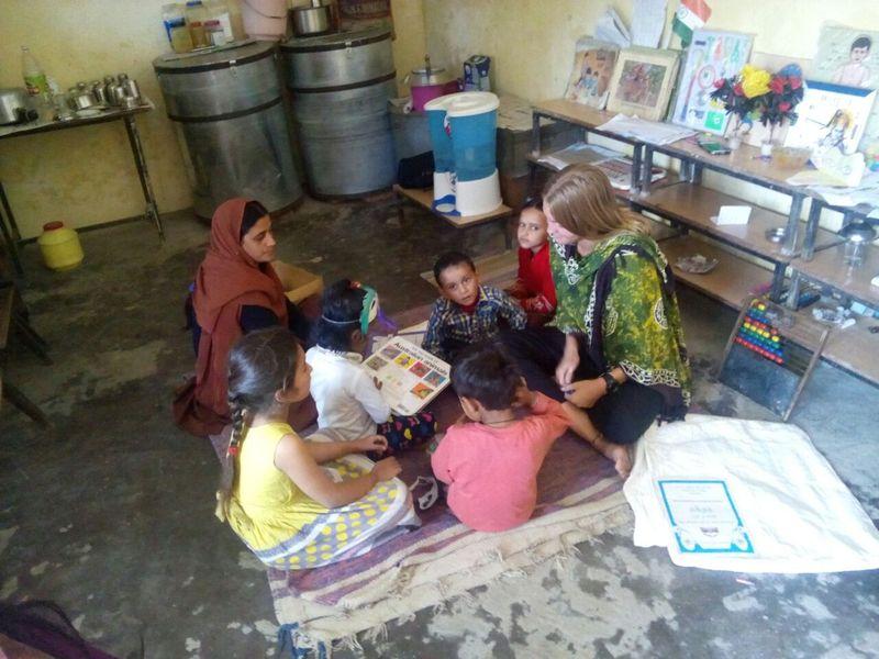 Volunteer Teaching Program