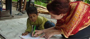 Ehrenamtliche Summer Program - Delhi 2013