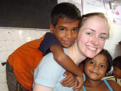 Volunteer at an Orphanage in Delhi, India