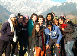 Volunteer Summer Program - Palampur 2013