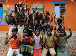Summer Volunteer Program 2013 - South India