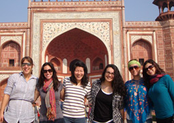 Volunteering India- Delhi Photos
